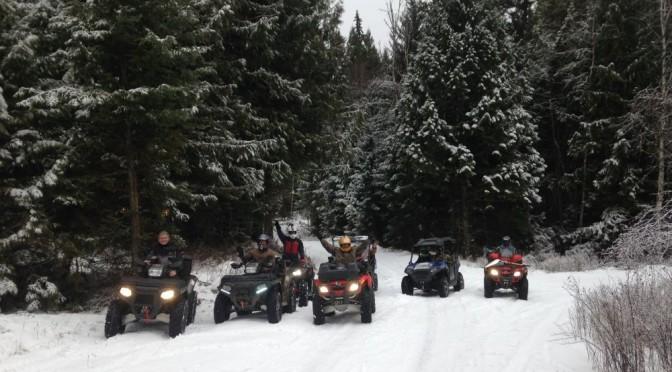 Snow Check Ride – January 3, 2016