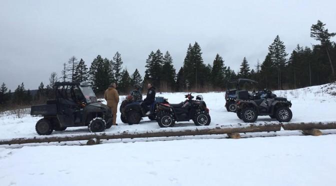 The Hunt for White December Ride