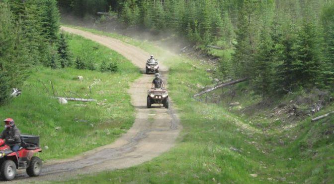 Ride with the Kelowna ATV Club