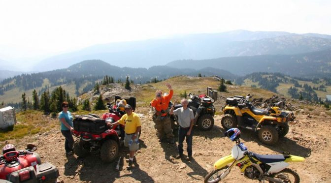 Kingfisher Ride with Salmon Arm Club – Sunday October 2