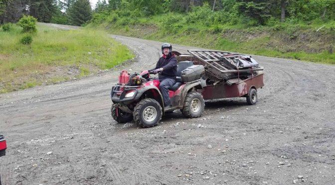 ATV club uncovers rural dump sites in Coldstream
